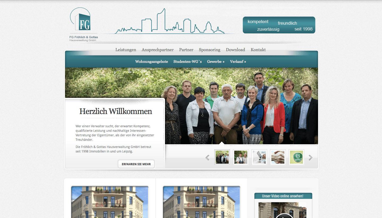 FG Fröhlich & Gottas Hausverwaltung GmbH