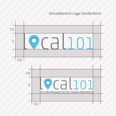 Logodesign mit local101