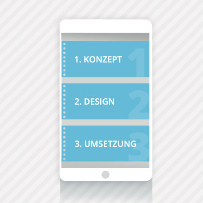 Screendesign: Konzept, Design & Umsetzung - local101