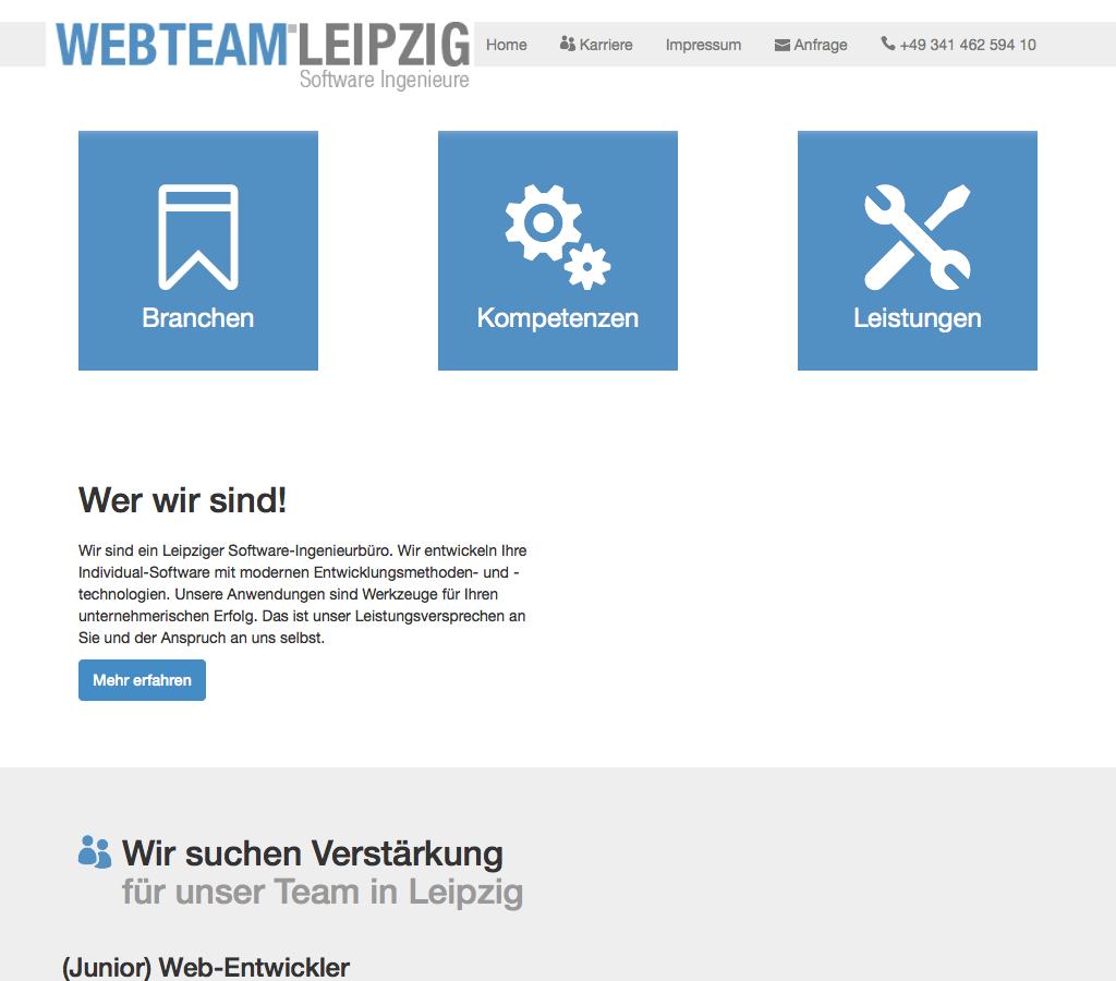 Webteam Leipzig